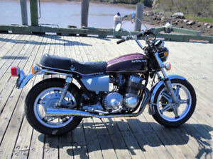 1978  Honda CB750A 40 year old classic unique motorcycle