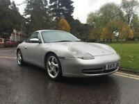2001 Porsche 911 Carrera 4 911 CARRERA 4 TIPTRONIC S 2 door Coupe