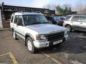 2003 Land Rover Discovery 2.5 Td5 GS (7 seat) * FULL SERVICVE HISTORY *
