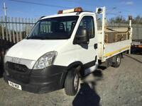 Iveco Daily S Class 2.3TD 35S13 Drop side tail lift manual gears