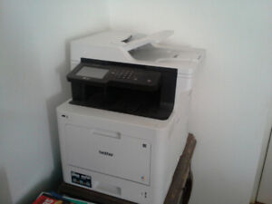 Brother MFCL8900CDW Colour Laser Printer