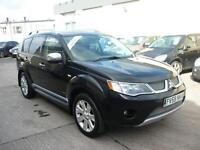 2010 Mitsubishi Outlander 2.2DI-DC Diamond Finance Available