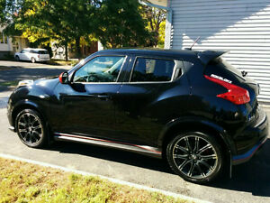2014 Nissan Juke NISMO RS SUV, Crossover