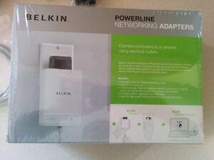BELKIN powerline internet adopter