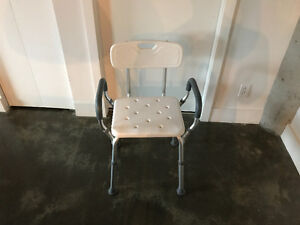 Chaise de douche de marque Nova / Nova shower chair