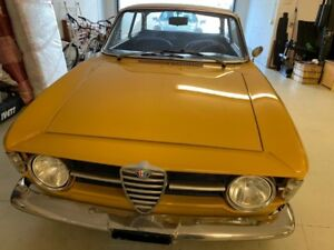 ALFA ROMEO  GT JUNIOR 1968 SCALINO