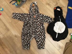 Lot de 5 costumes 0-18 mois