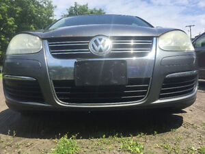 2008 Volkswagen Jetta Grey Sedan