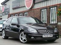 2008 Mercedes Benz Clc 2.1 CLC220 CDI Sport 2dr 2 door Coupe