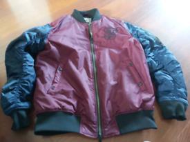 Siksilk bomber jacket