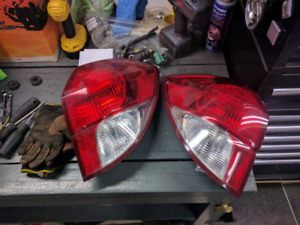 2005-2009 Legacy or Outback wagon tail lights