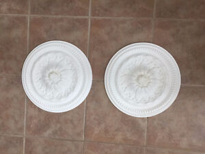 """Brand New Beautiful Ceiling Medallions 15.5"""""""