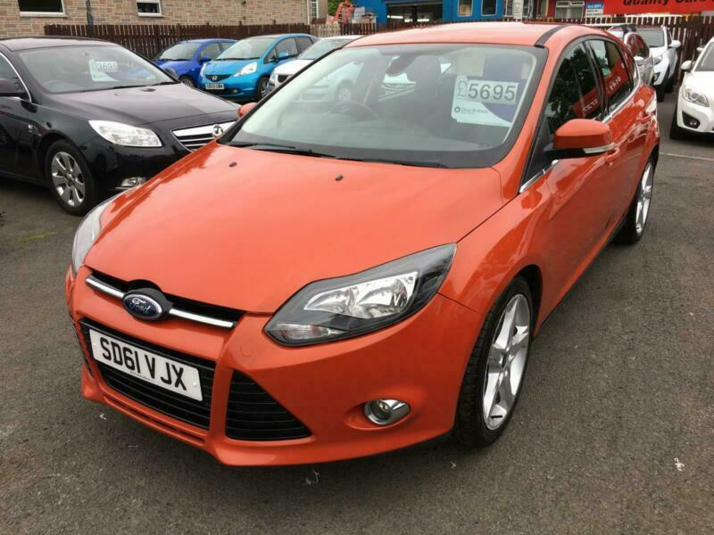 East Orange Focus >> Ford Focus 1 6 Scti 150ps Ecoboost 2011 25my Titanium In East End Glasgow Gumtree