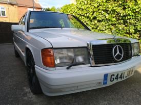 Mercedes 190E 2.6 sportline