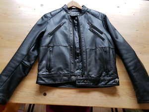Manteau de moto pour femmes / motorcycle jacket for woman