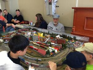 Montreal  Model  Train Exposition Cornwall Ontario image 5