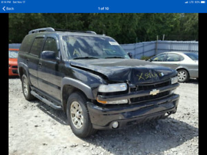 Easy fix 2003 CHEVY TAHOE Z71 NICE CLEAN TRUCK 2995$902-293-6969