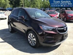 2018 Buick Encore Preferred  - Leather Seats - SiriusXM