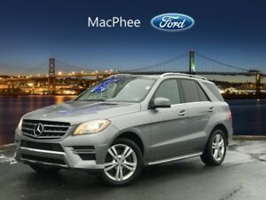 2013 Mercedes Benz M-Class ML 350 BlueTEC 4MATIC