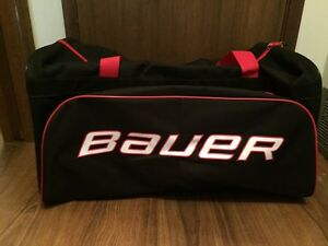 LIKE NEW BAUER EQUIPMENT BAG