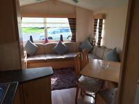 Discounted Further Still. 3 bedroomed caravan Craig Tara