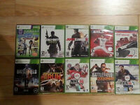 Jeux de Xbox à vendre à l'unité