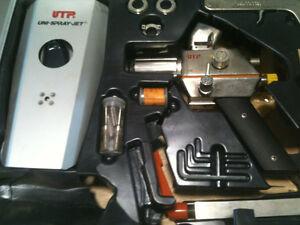UTP Thermal Composit Spray System