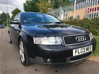 Audi A4 1.9TDI 130 SPORT LEATHER FSH 2 OWNERS BARGAIN BUY CHEAP ON FUEL