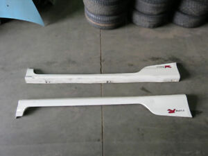 JDM 02-05 Honda Civic EP3 Type R OEM Side Skirts/ kits de jupe