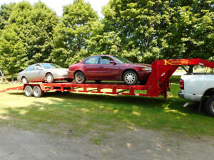 Two Car/Truck Trailer