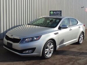 2011 Kia Optima EX THIS WHOLESALE CAR WILL BE SOLD AS TRADED...