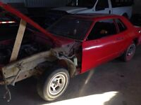 Mustang II  for parts