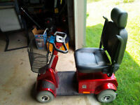 Handicare Fortress 1700 DT scooter (4-wheel) asking $2250 O.B.O.