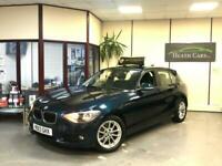 2013 BMW 1 Series 1.6 116d ED EfficientDynamics 5dr Hatchback Diesel Manual