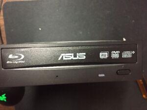Asus Blu-Ray DVD reader/writer