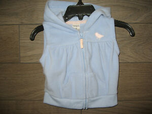 Girl's 0/3 months (Carters) Sweater Vest