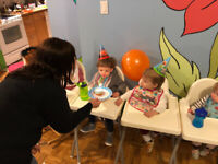 Looking for a daycare assistant...bilingual