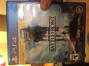 Star Wars: Battlefront for PS4 with extra