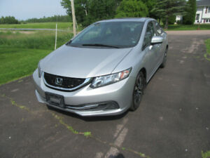 2014 Honda Civic LX ONLY 72 000KM  AUTOMATIC SUN ROOF