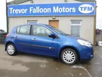 Renault Clio 1.5dCi ( 86bhp ) Eco2 ( 98g ) 2009MY Expression