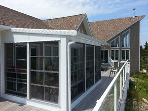 Sunroom, Porch Enclosures, Weathermaster Windows