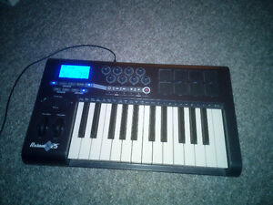 M-Audio Axiom 25 Keyboard Midi Controller