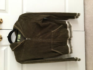 Juicy couture velour hoodie $25 lululemon jbrand 7 mankind roots