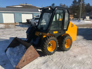 ***MINT*** JCB SKID STEER - HEATED CAB - LIKE NEW