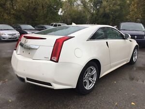 2012 CADILLAC CTS COUPE PERFORMANCE * LEATHER * REAR CAM * BLUET London Ontario image 6