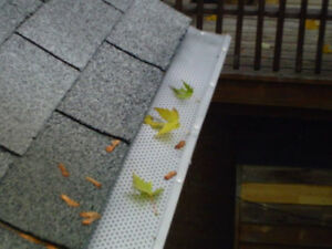 Eaves Trough and Gutter guard service Kitchener / Waterloo Kitchener Area image 1