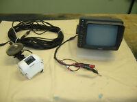 Back Up Camera & Monitor