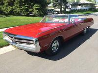 1969 Chrysler 300 Convertible, 440 TNT, 375hp, Auto, $17.900