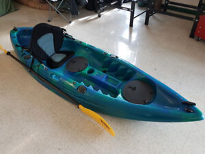 WHITE KNUCKLE CRUZE FISHING KAYAKS