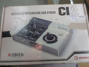 Advanced Integration USB Studio CI2